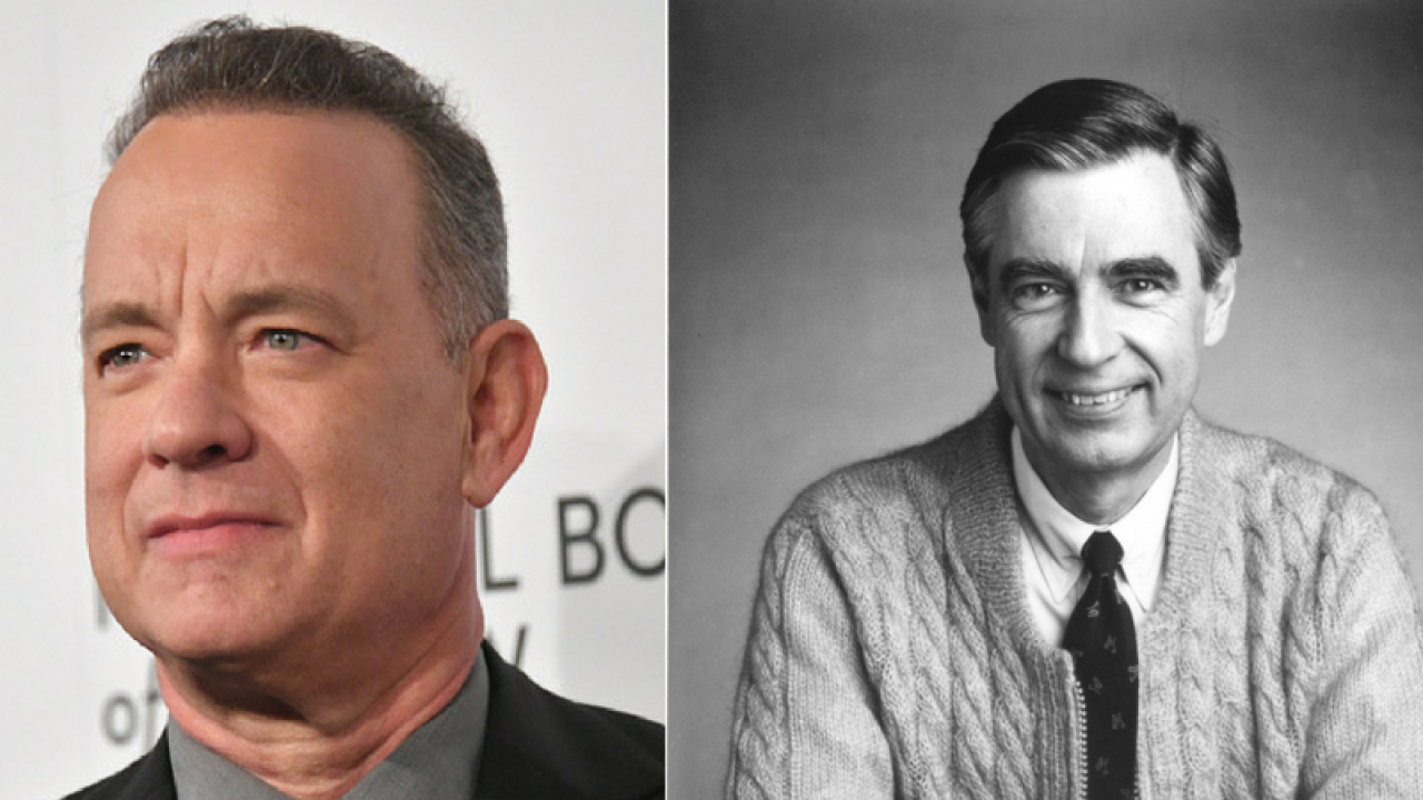 Tom Hanks To Play Mr Rogers In Upcoming Biopic You Are My Friend