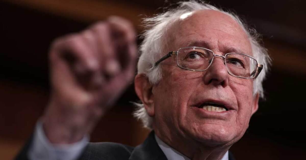 Bernie Sanders announces he's running for president in 2020