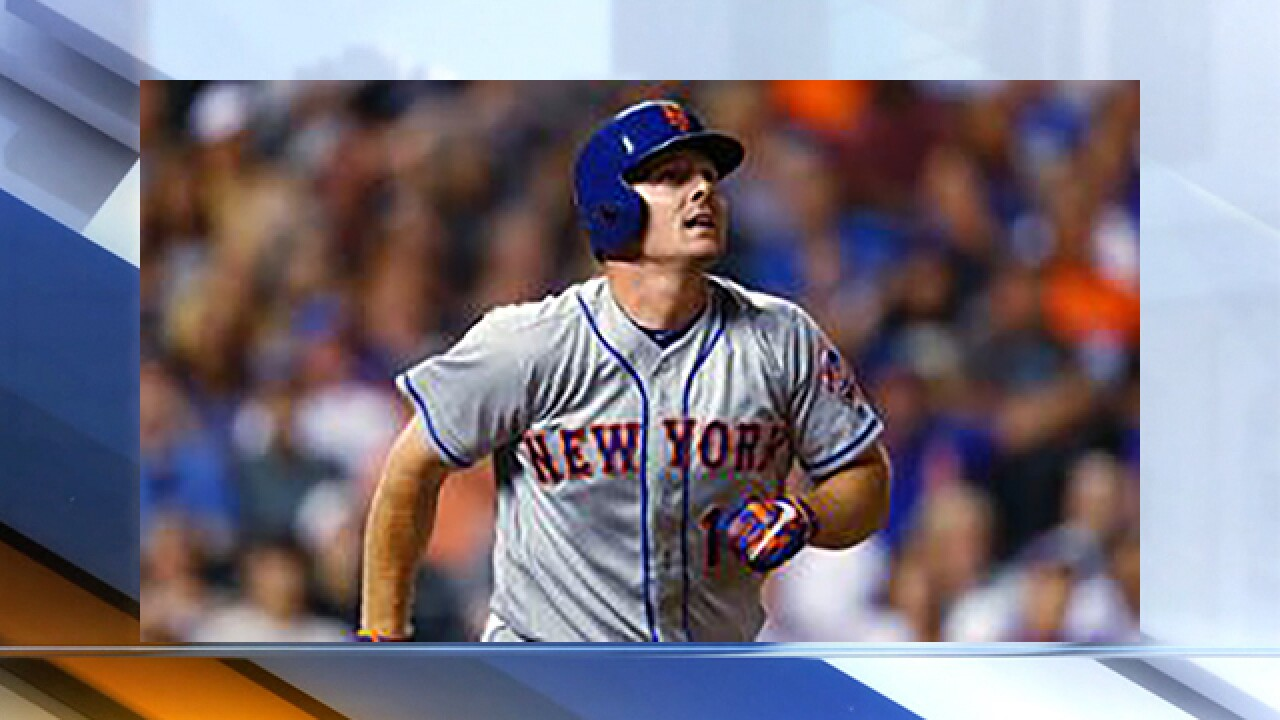 online store c562a d0f9b Cleveland Indians acquire Jay Bruce from New York Mets