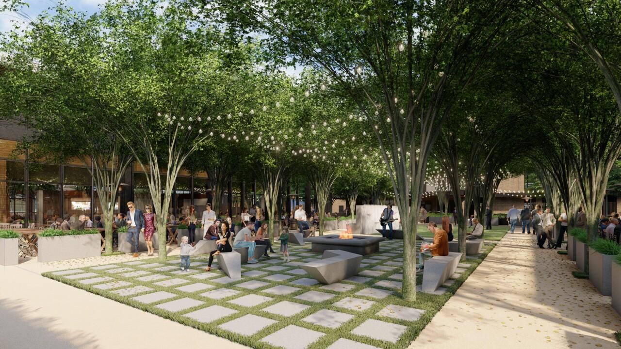 Papago Plaza artist rendering 2