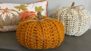 Crochet Adorable Plush Pumpkins For Cozy Autumn Decor
