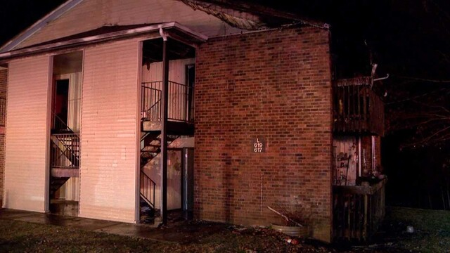 PHOTOS: Cause Of Hermitage Apartment Fire Unknown