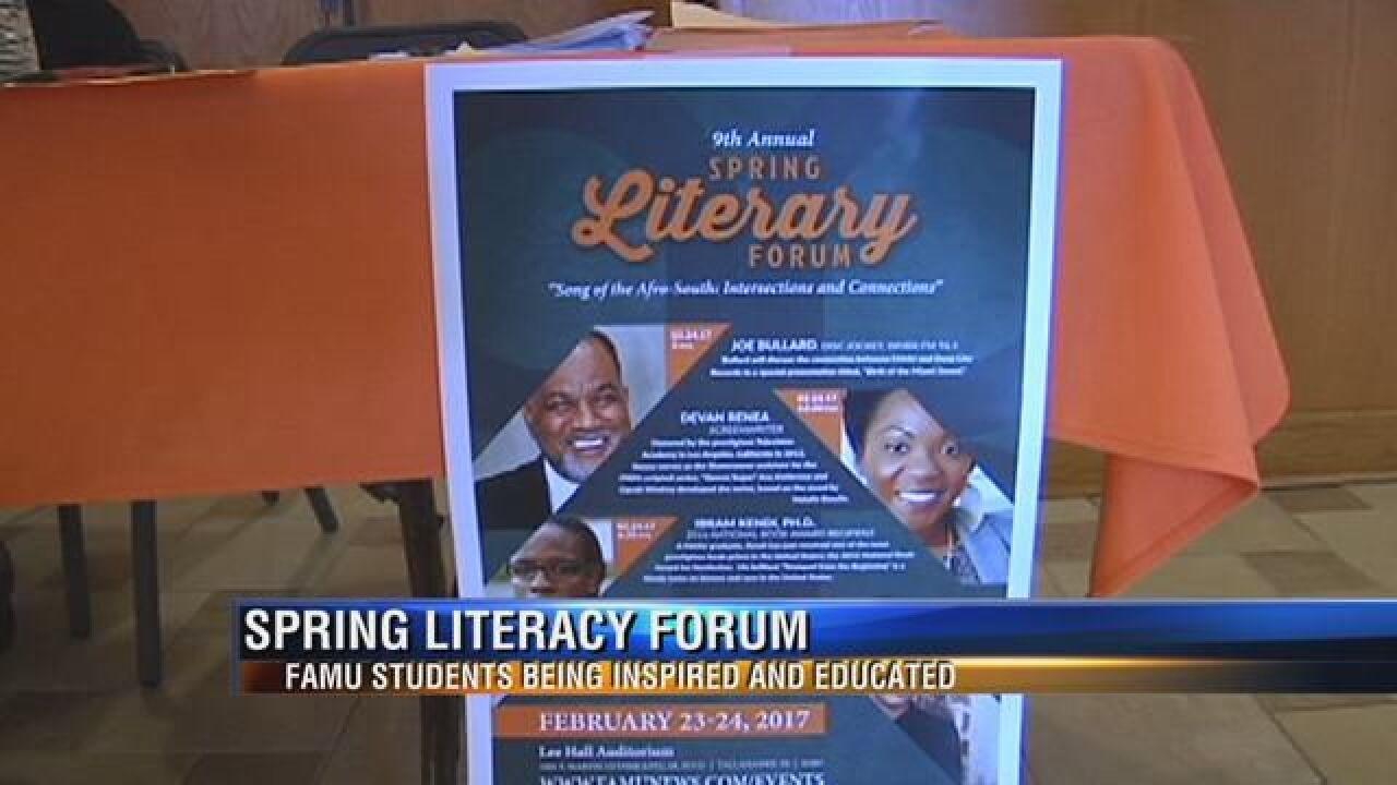 FAMU Hosts Final Day of Spring Literacy Forum