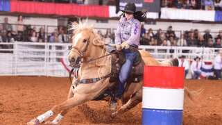 World champion Hailey Kinsel aims for finals in Fort Worth
