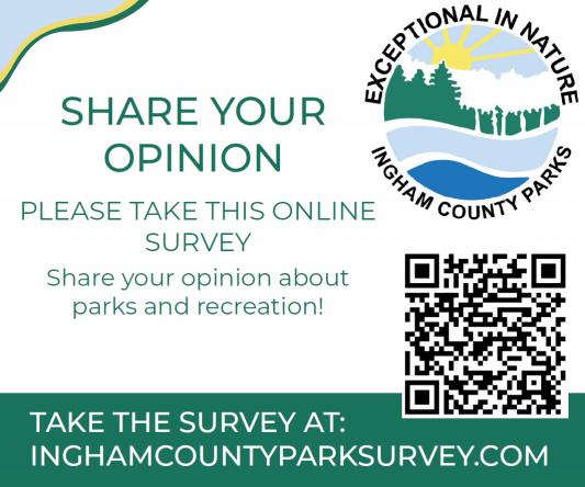 Ingham County Parks Survey