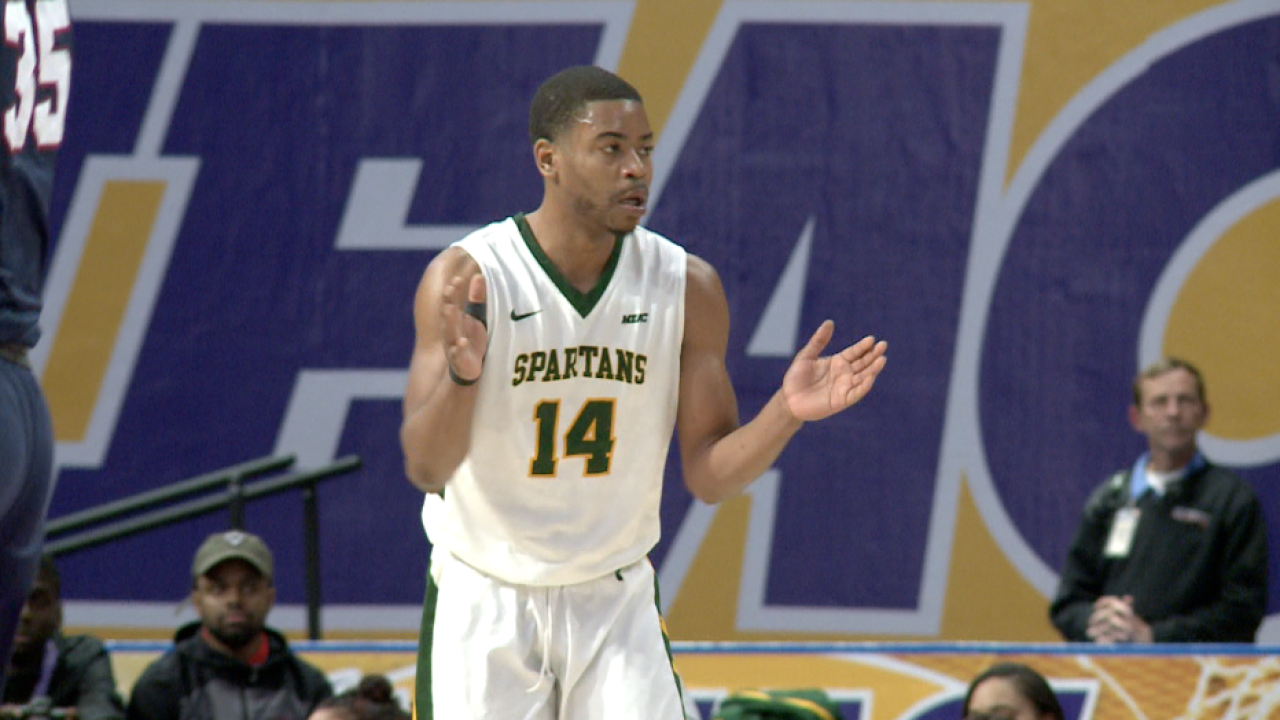 Norfolk State survives a South Carolina State scare in MEAC Quarterfinals