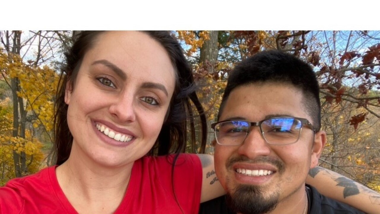 Victoria and Jose Hernandez are one of more than a hundred thousand mixed-status families living in Indiana.