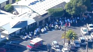 Kearny Mesa nursing facility forced to evacuate after reported gas leak