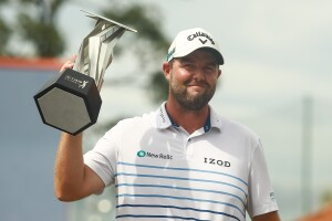 Virginia Beach's Marc Leishman wins PGA TOUR's CIMB Classic