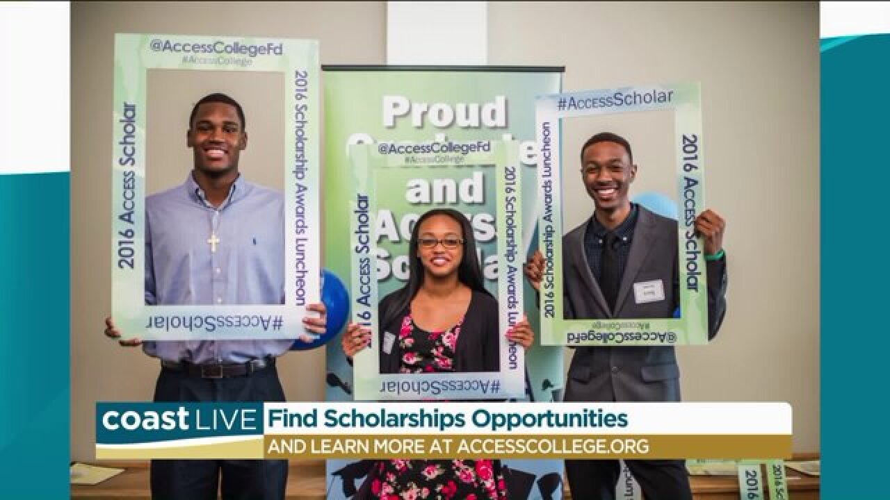 Finding money for college on CoastLive