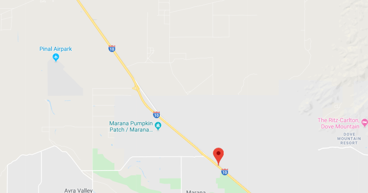 ADOT: Crash closes WB lanes on I-10 at Marana Road