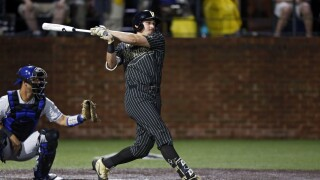 NCAA Duke Vanderbilt Baseball