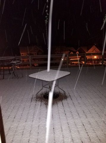 MORNING FLURRIES: Your Photos
