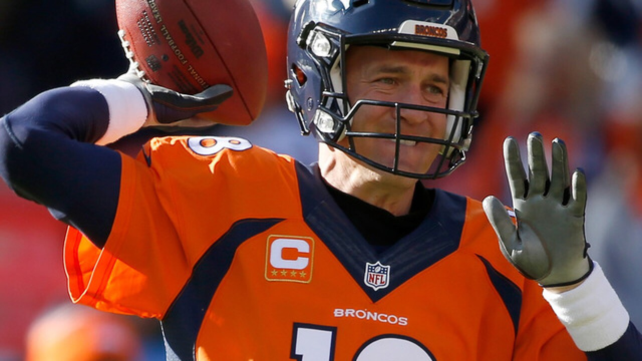 Manning's decision must come before March 9
