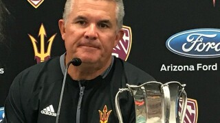 Despite report, Todd Graham expects to return as Arizona State football coach