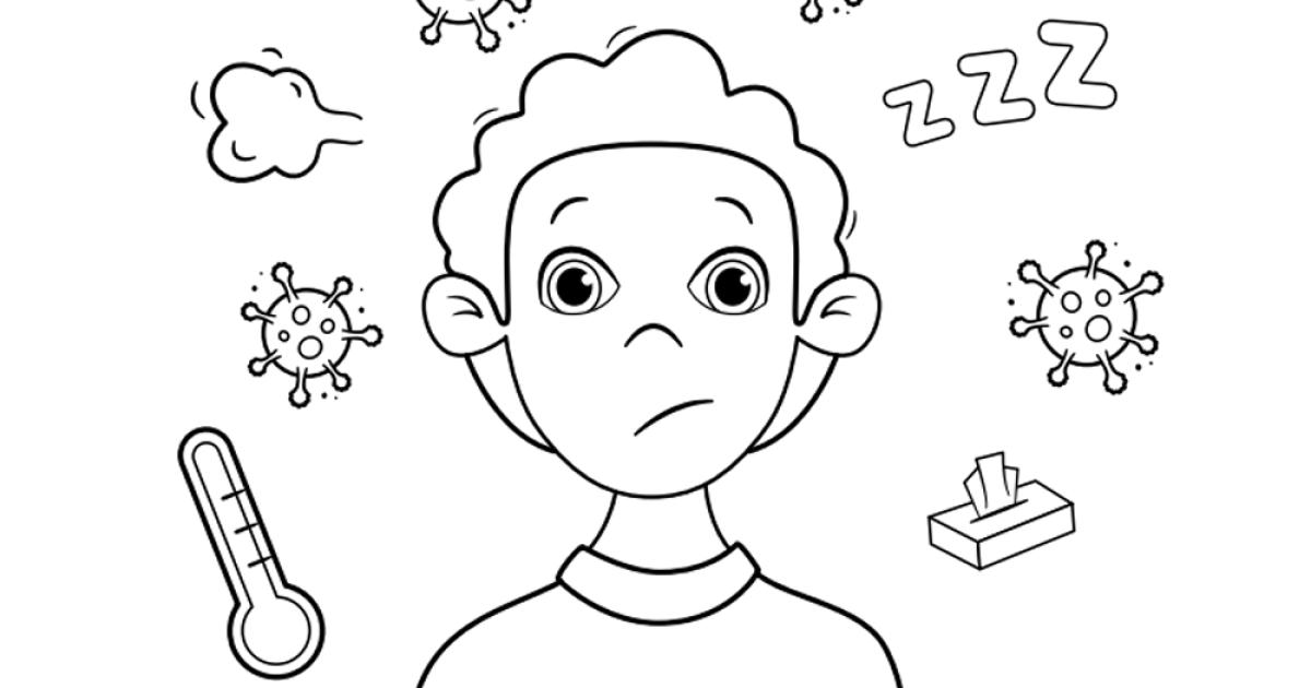 St. Jude creates free coloring book to help explain