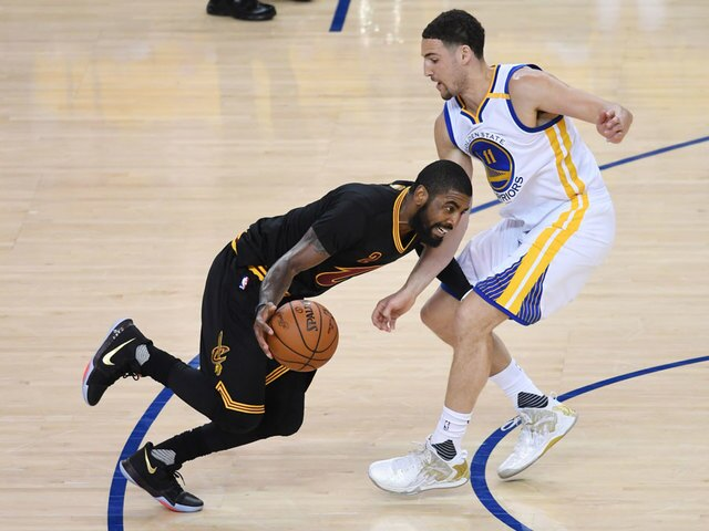 2017 NBA Finals Game 5: Warriors hold off Cavs to win 2nd championship in 3 years