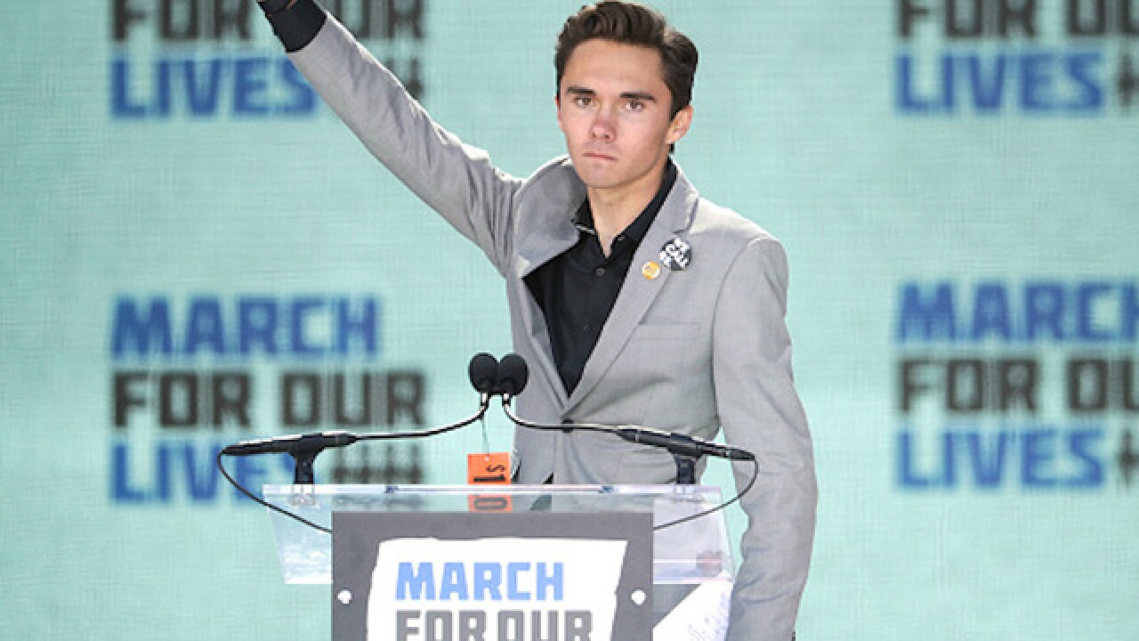 David Hogg: Family of Parkland survivor was the victim of 'swatting' call