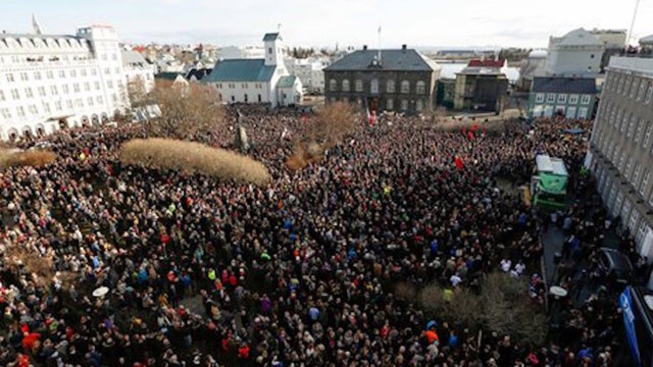 Iceland prime minister to resign amid scandal