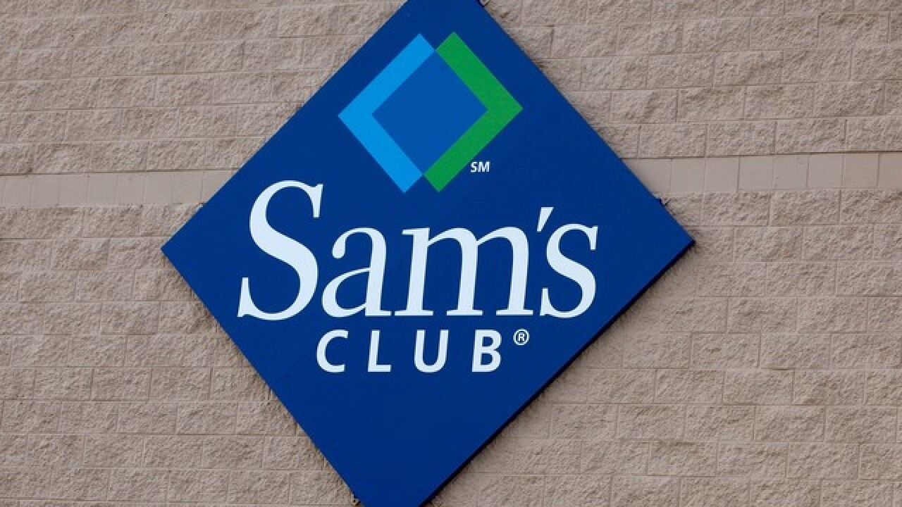 You can get 100 photo cards for just $15 at Sam's Club