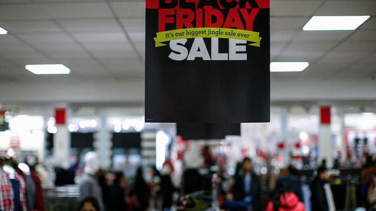Forget Black Friday: Stores pushing Black November sales