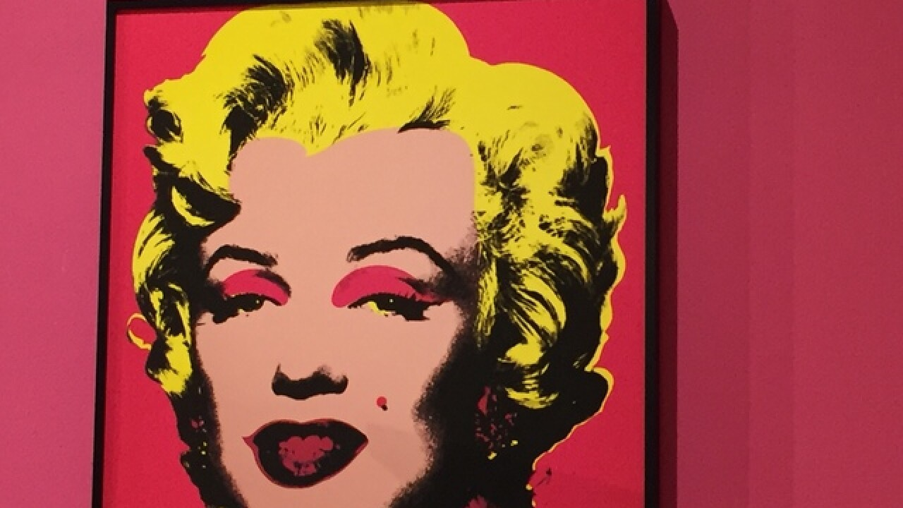 Philbrook museum hosts the Andy Warhol exhibit