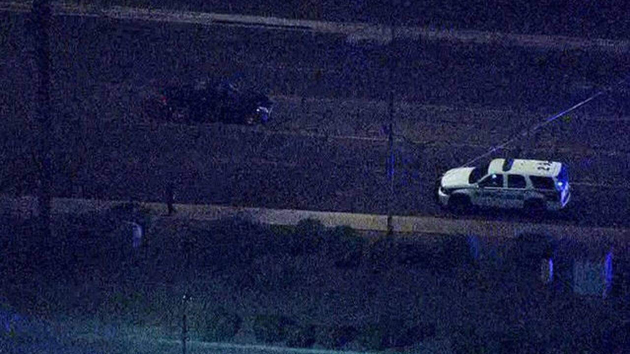 Man seriously hurt after being hit by a car near 59th Ave/Camelback, police say