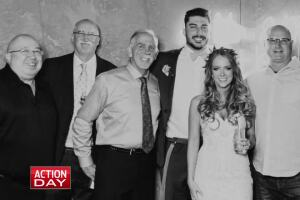 Denver police officers complete father-daughter wedding dance for fallen detective