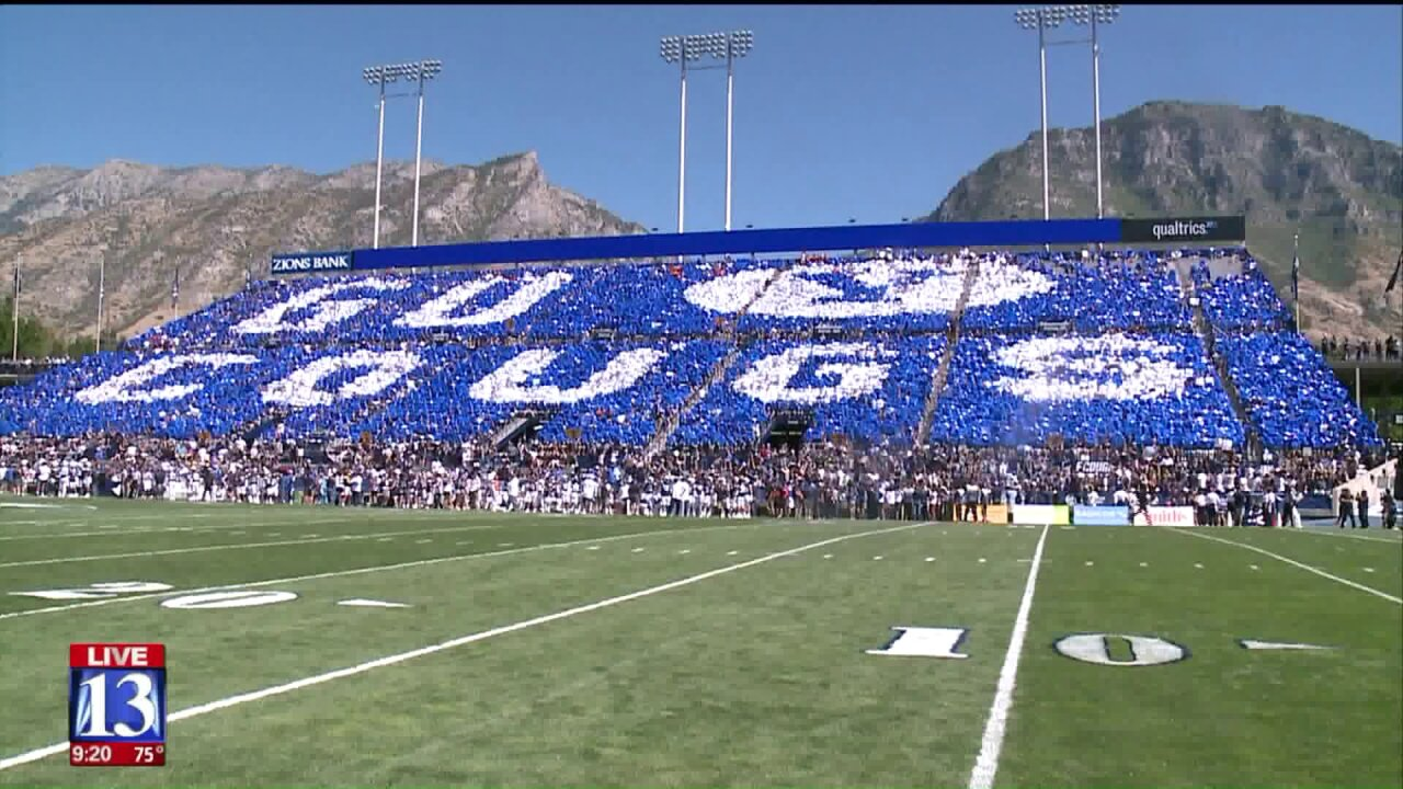 BYU hangs on at home for overtime win against 24-rankedUSC