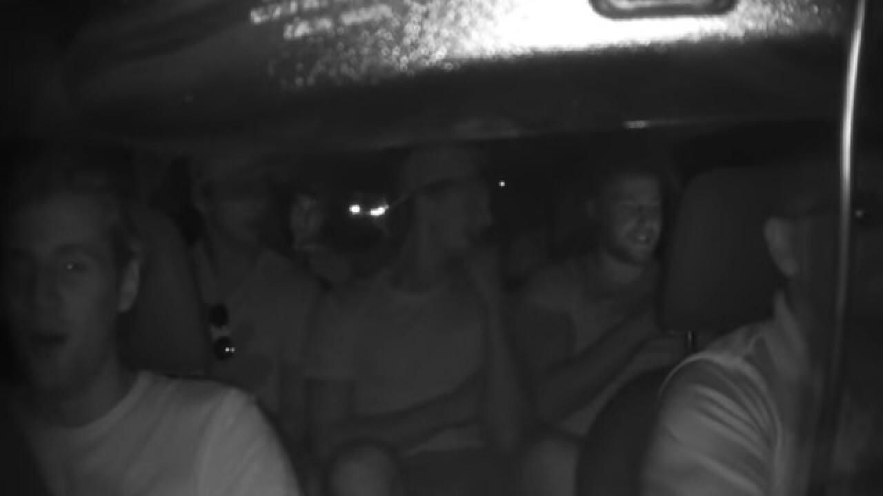 NHL players caught slamming coach on video during Uber ride in Arizona