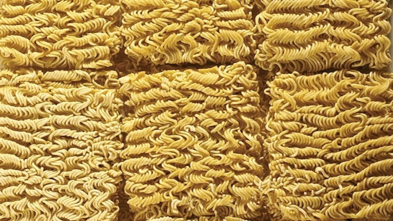 Ramen noodles replacing cigarettes as currency in US prisons, study says