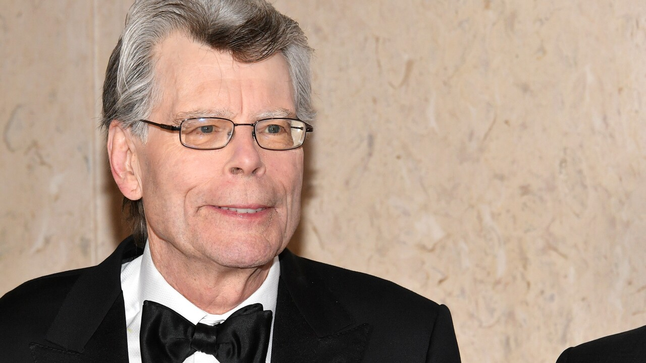 Stephen King quits Facebook over concerns about misinformation, privacy