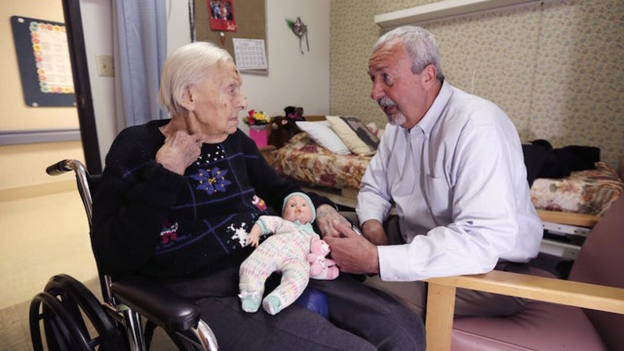 Nursing homes using eviction to drop patients