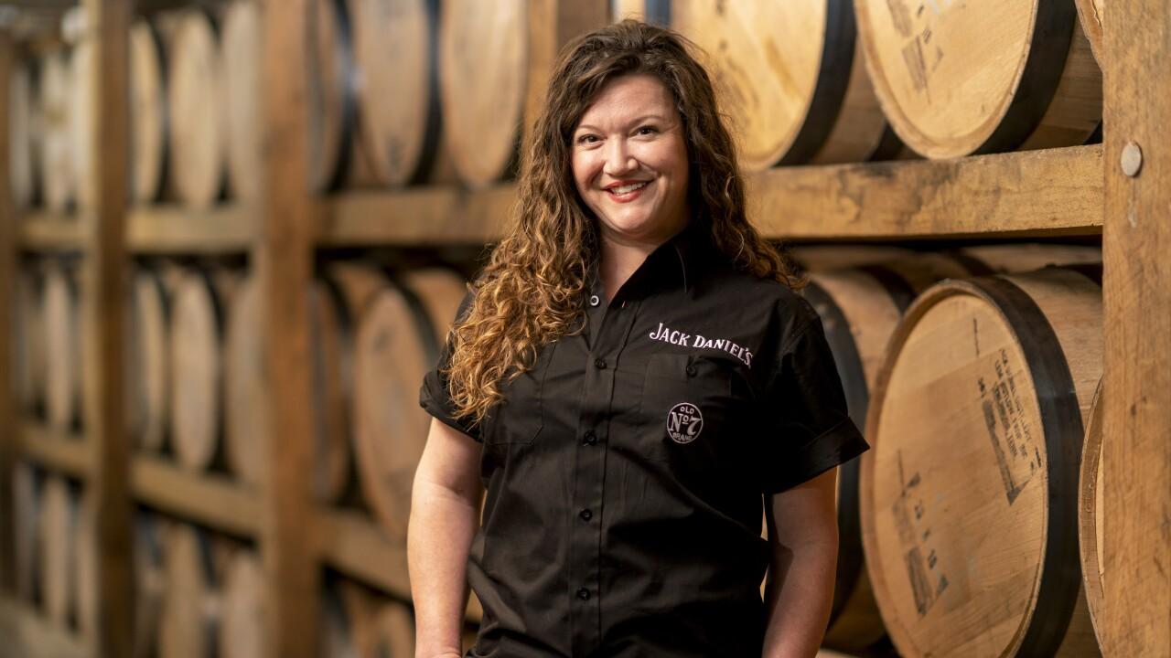 Jack Daniel's names first female assistant distiller