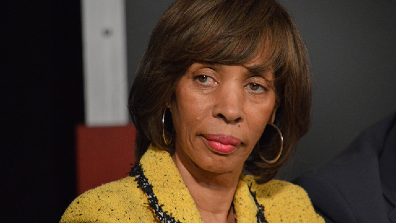 Baltimore mayor and her lawyer to speak about her future with city during news conference