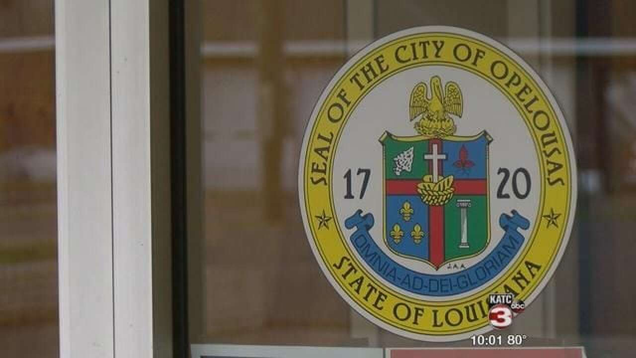Audit: Opelousas may be in violation of state law