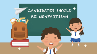 Electing a school board candidate