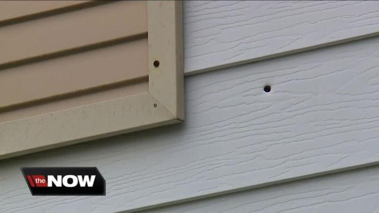 14-year-old girl shot on Detroit's west side