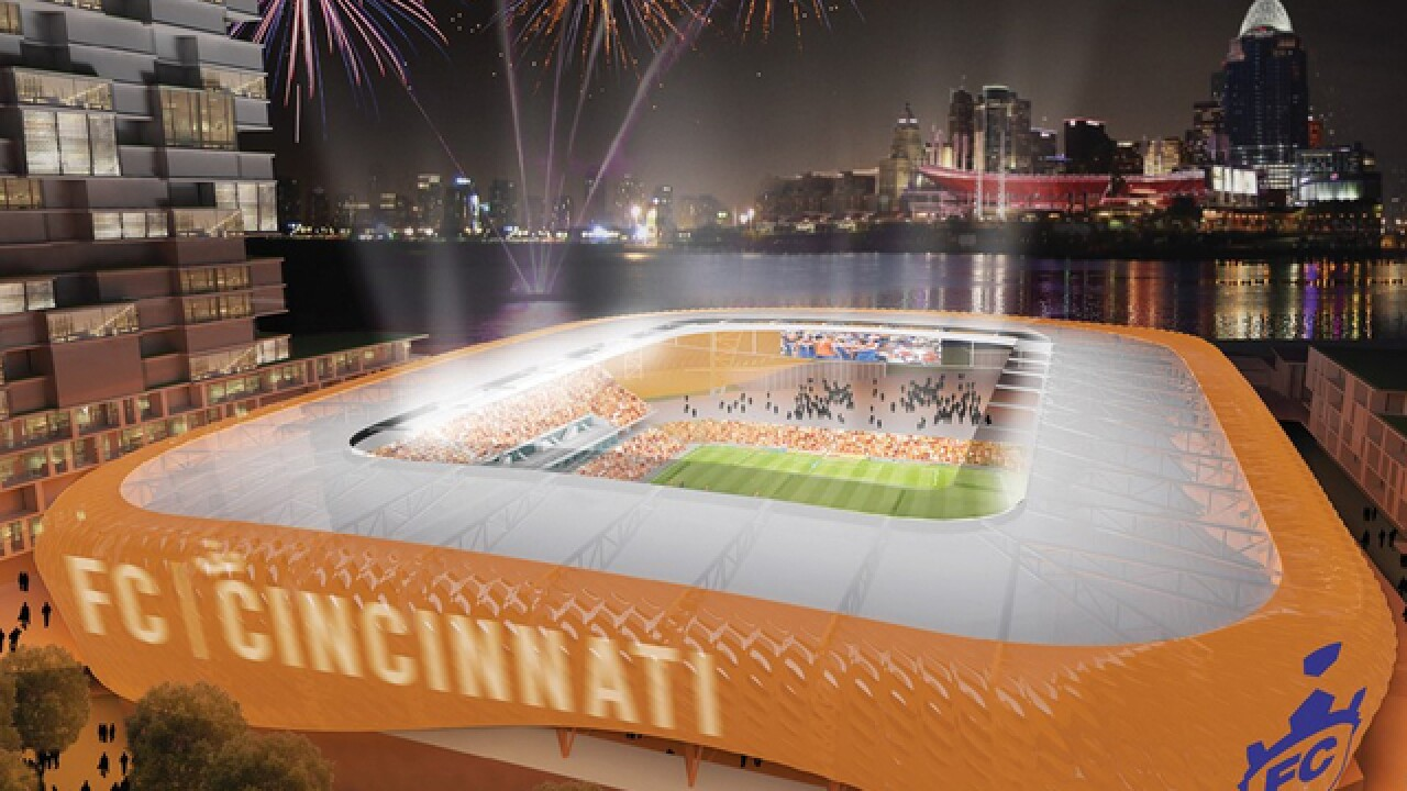 Newport to FC Cincinnati: Don't count us out