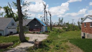 Gardenview tornado recovery