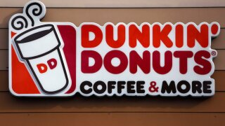 Dunkin' Donuts Name Change