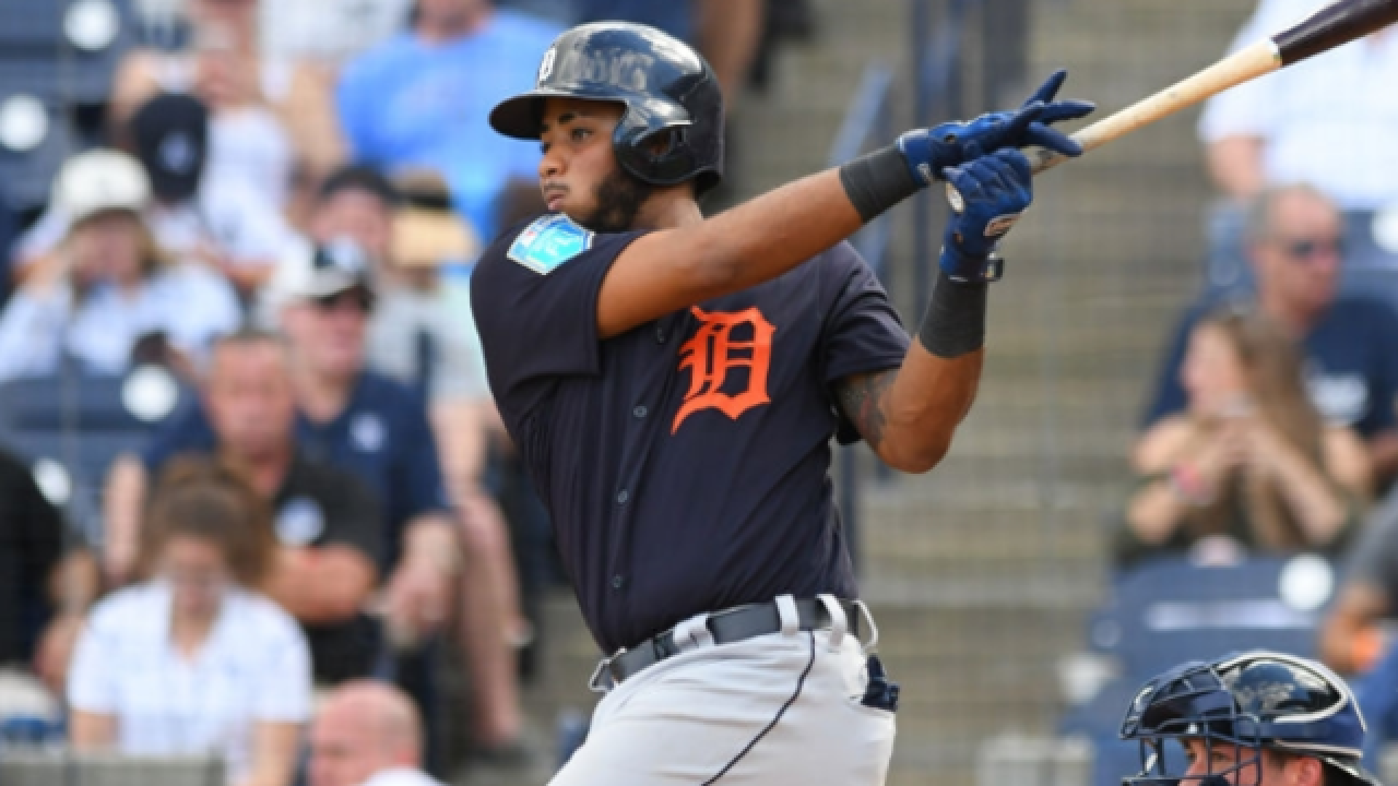 Tigers prospects Manning, Lugo in Futures game