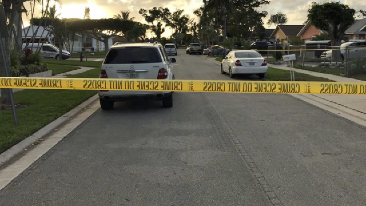 Three people injured, one person killed by gunfire in Riviera Beach