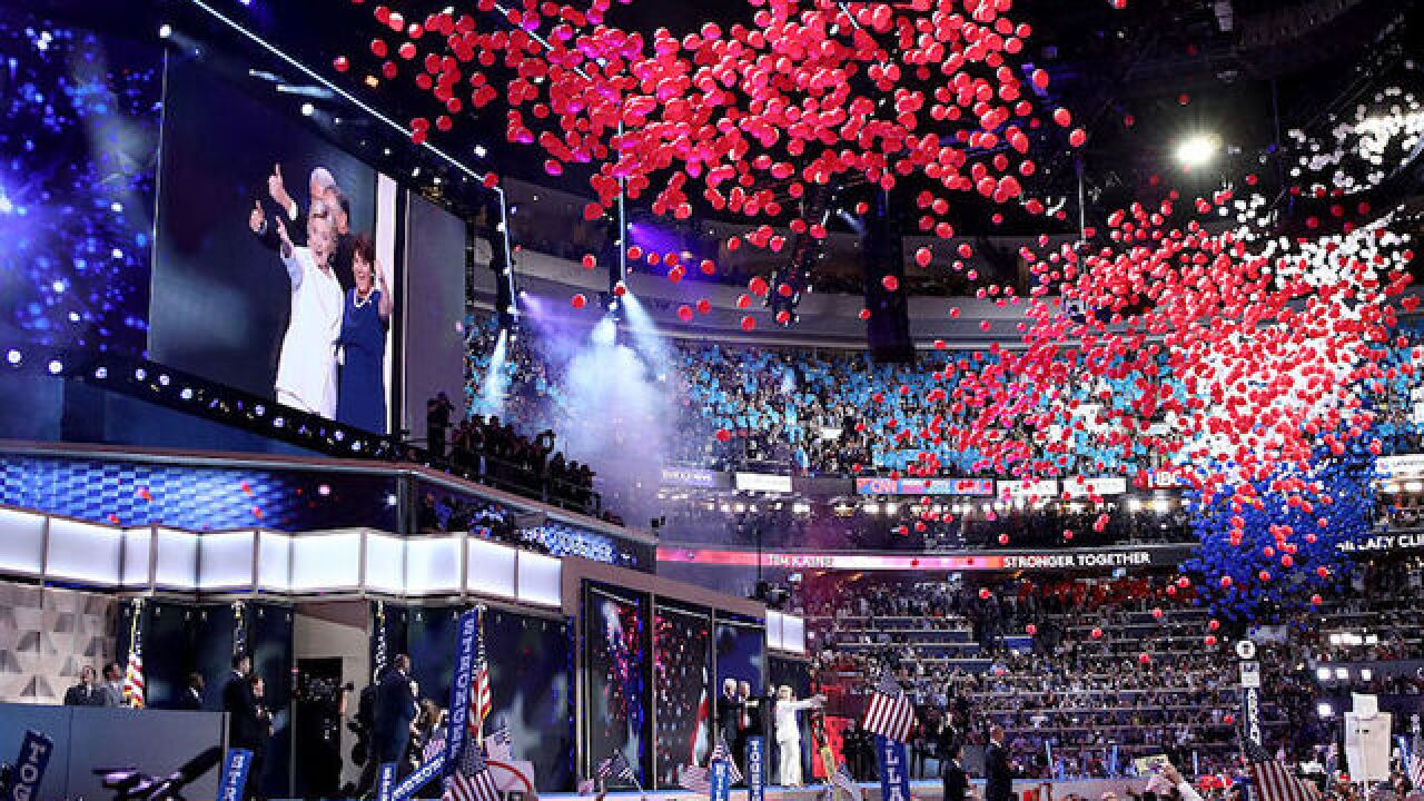 Democrats have set an earlier 2020 convention date