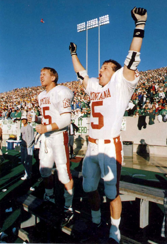 1995 Montana vs. Marshall NCAA Division I-AA national championship game