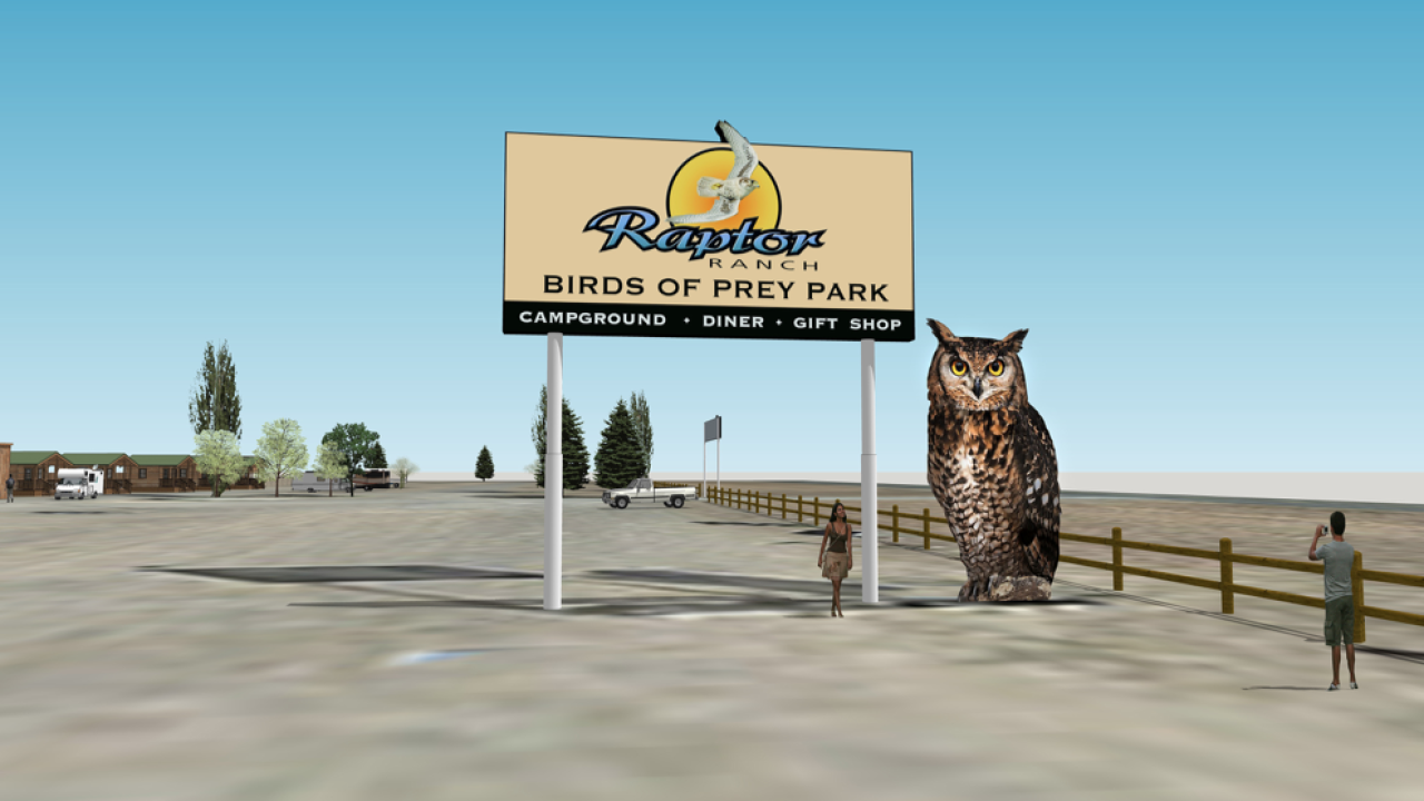 Raptor Ranch rendering 2