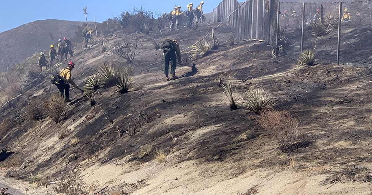 Fire officials preparing for potential dangerous conditions