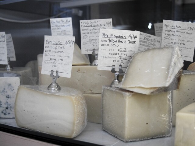 First look inside the Rhined artisanal cheese shop