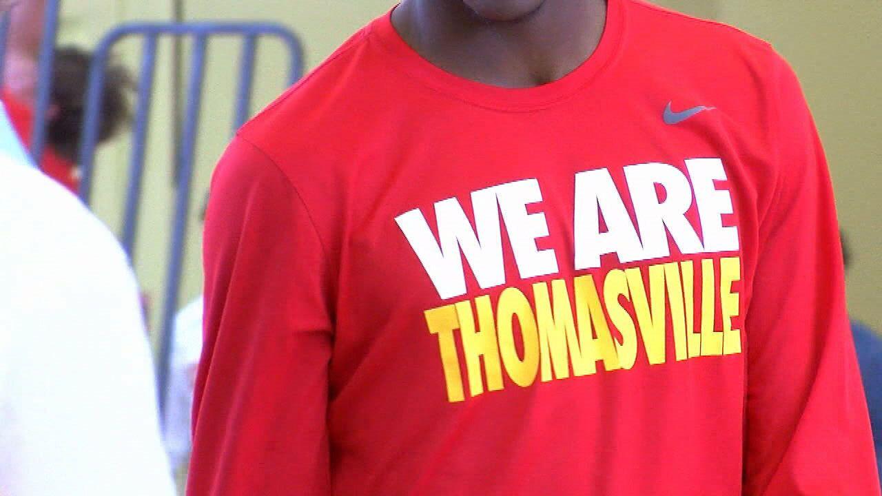 Thomasville Bulldogs host Celebration
