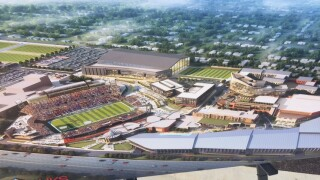 HOF game to kick off in new stadium